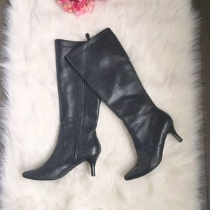 Rockport genuine leather knee-high boots
